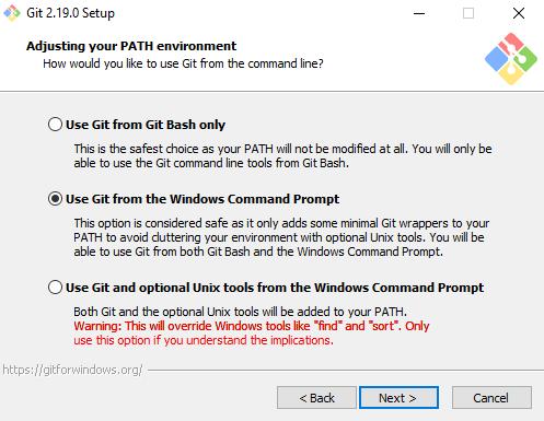 Instalacja Git